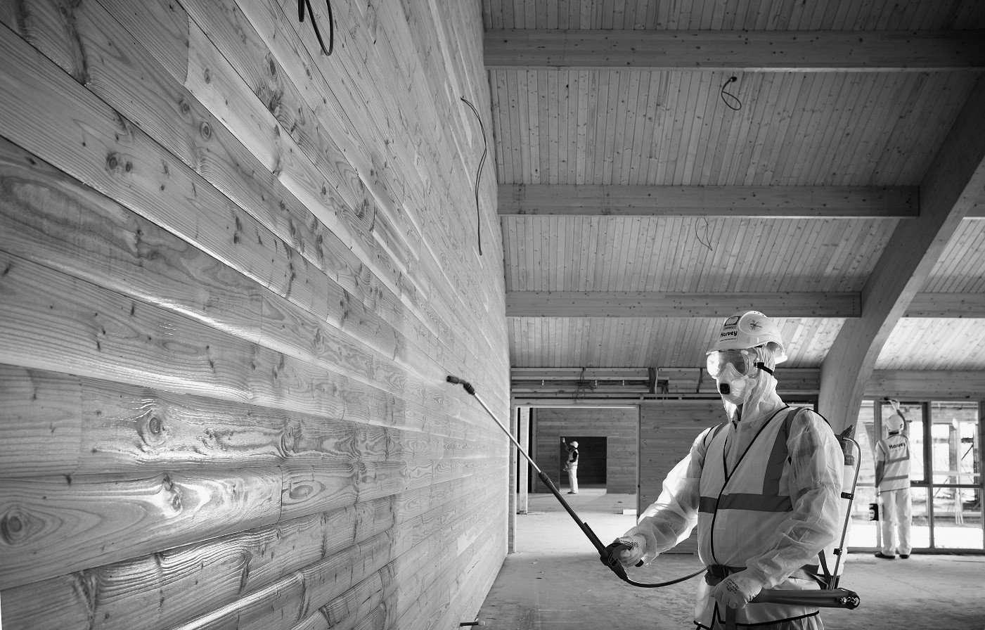 Pittura Per Cemento Armato : Soluzioni di protezione passiva antincendio u2013 vernici intumescenti