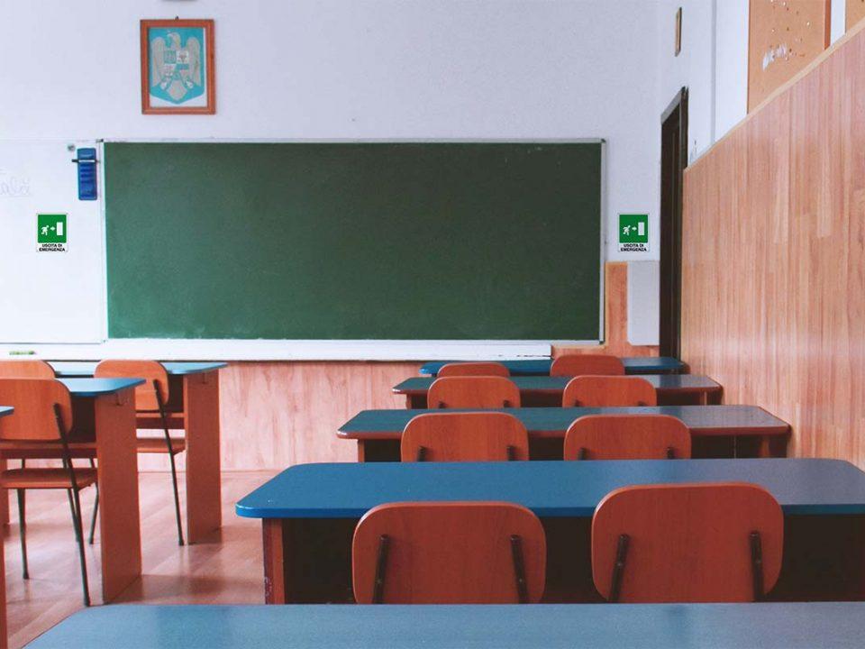 uscite di sicurezza nelle scuole
