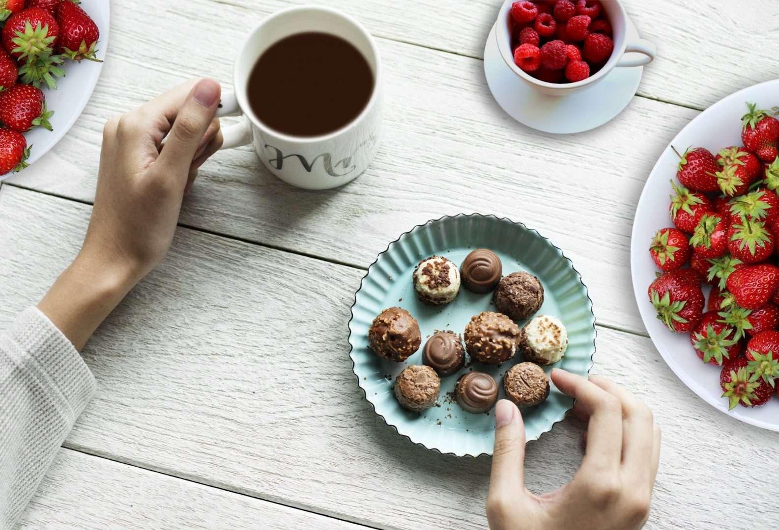 mezza mattinata e dieta snack